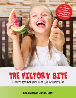 The Victory Bite Cookbook
